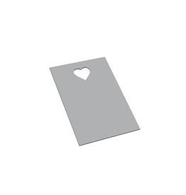 Oli & Eli Tekstbord - BLANCO - Donkergrijs - 20x30