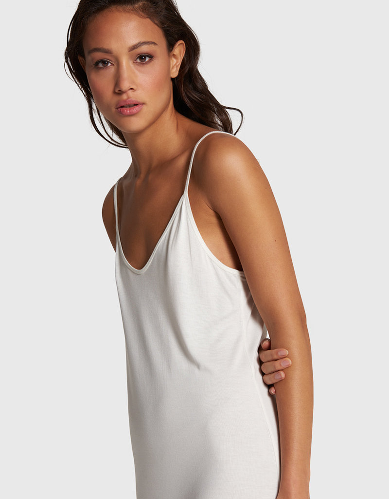 ALIX THE LABEL Ladies knitted slip dress