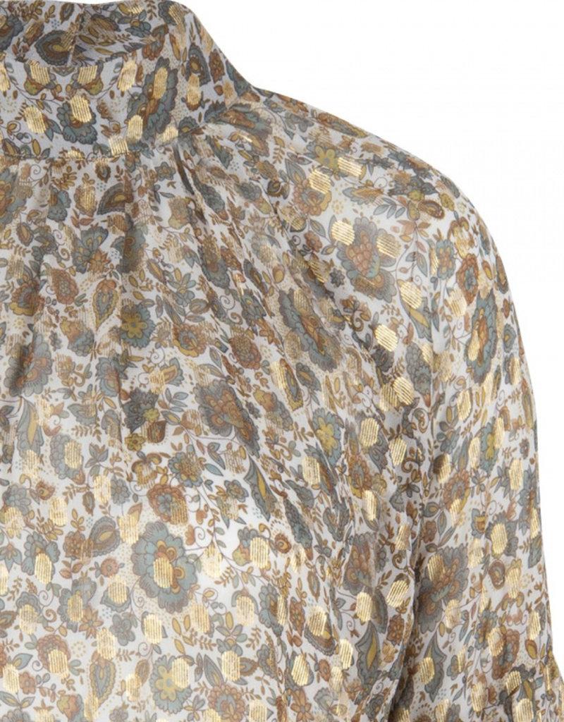 DANTE6 Cherish Floral Print top