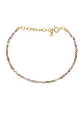 PERNILLE CORYDON Light Rainbow Bracelet Adj. 15-18 cm