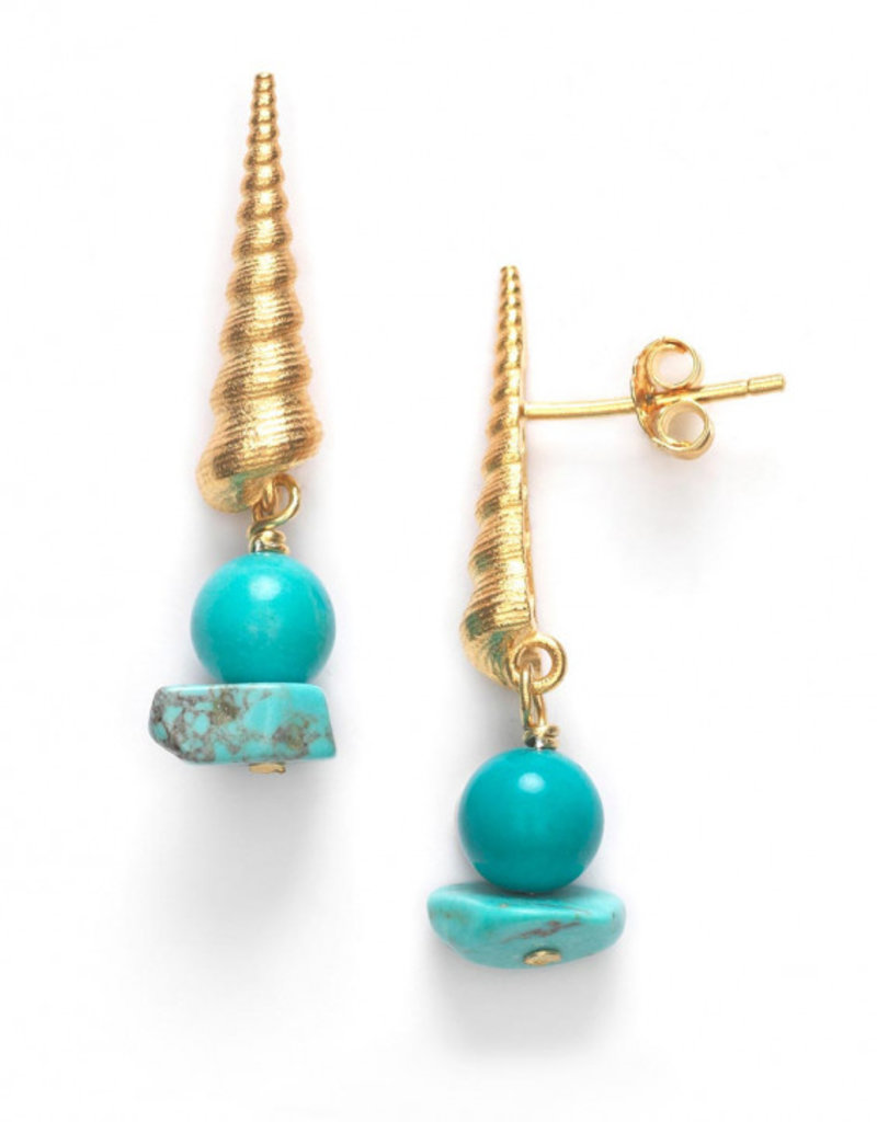 Earring col. Biscay Bay ANNI LU