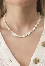 ANNI LU Reef Necklace col. Cream Pearl ANNI LU