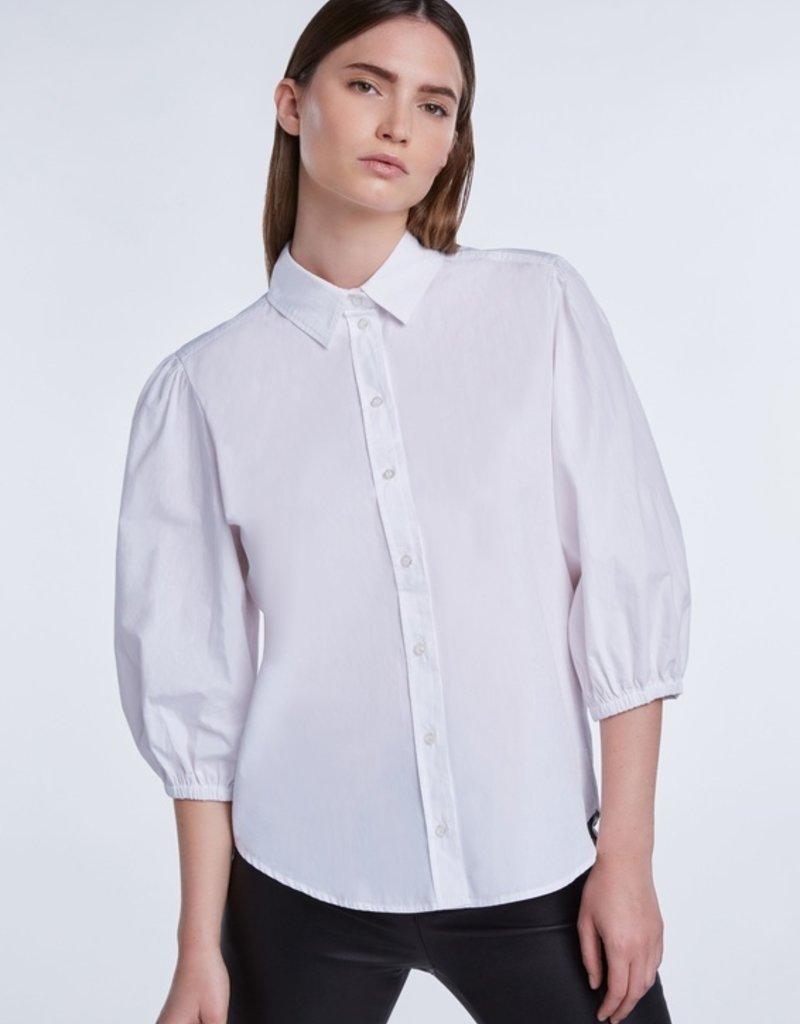 SET FASHION Organic cotton shirt blouse