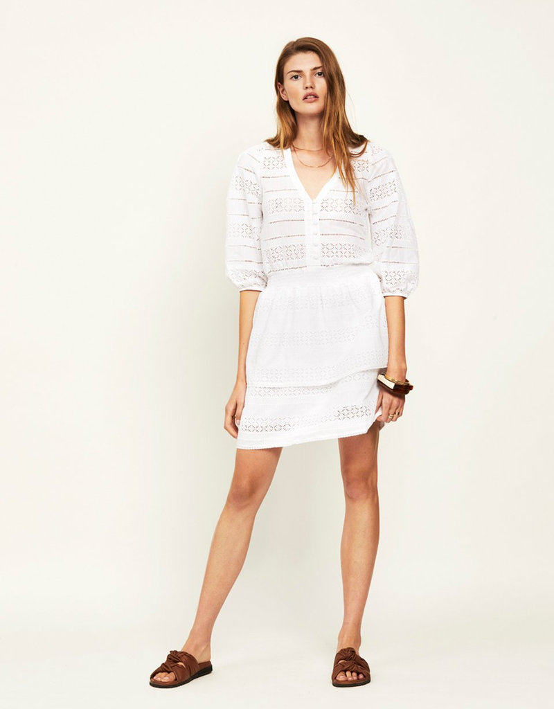 DANTE6 Paltrow embroidered dress