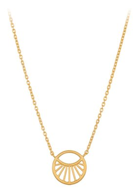 PERNILLE CORYDON Small daylight necklace adj. 40-46cm