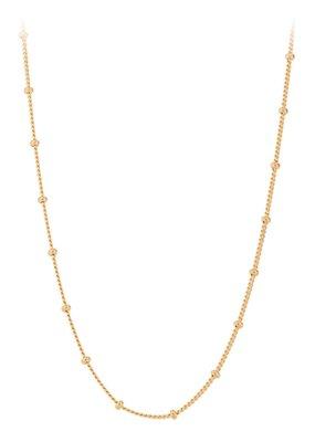 PERNILLE CORYDON Solar necklace 45cm