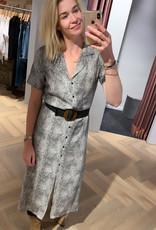 FREEBIRD Vikas SS Maxi dress short sleeve