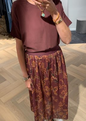 SECOND FEMALE Tonga Silk Top