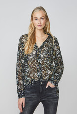 SUMMUM WOMAN 2s2479-11232 Blouse small flower
