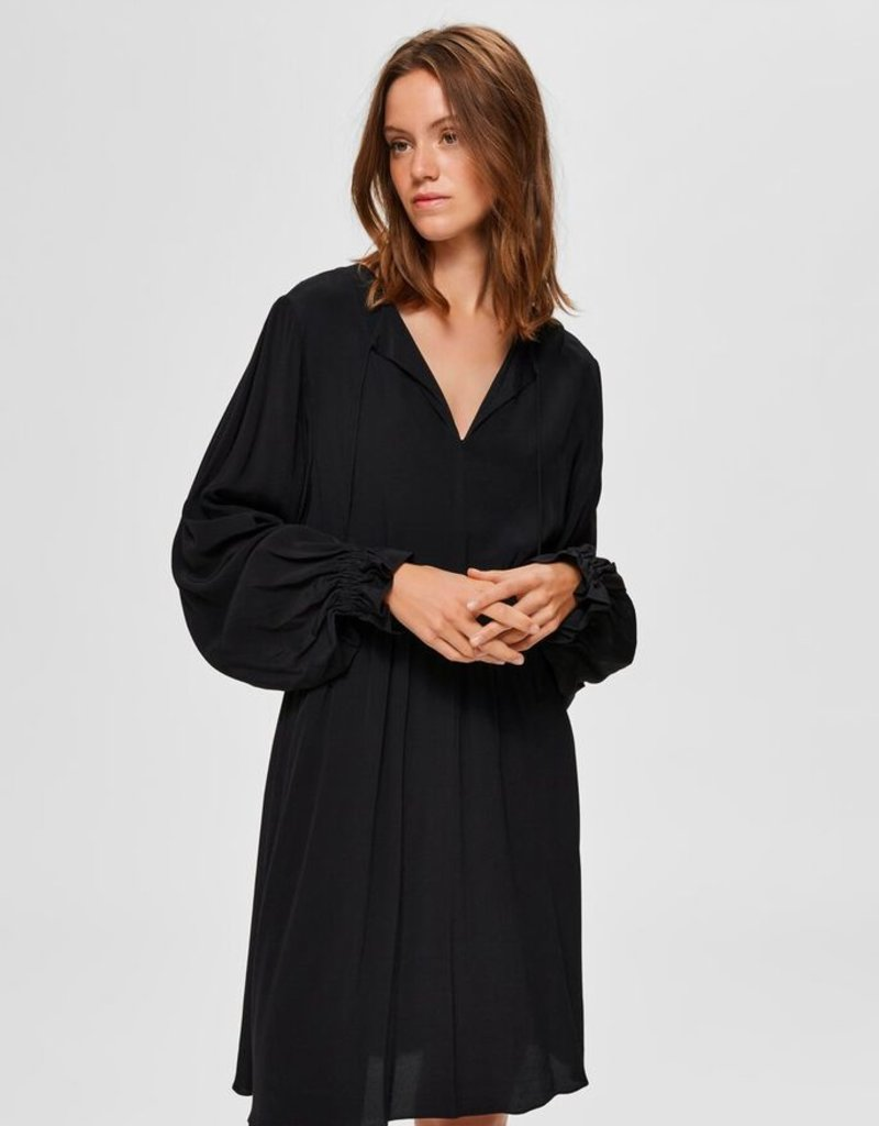 SELECTED FEMME Plain mini dress