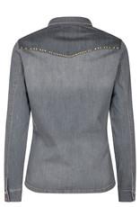 MOS MOSH Selby Shade Denim Shirt