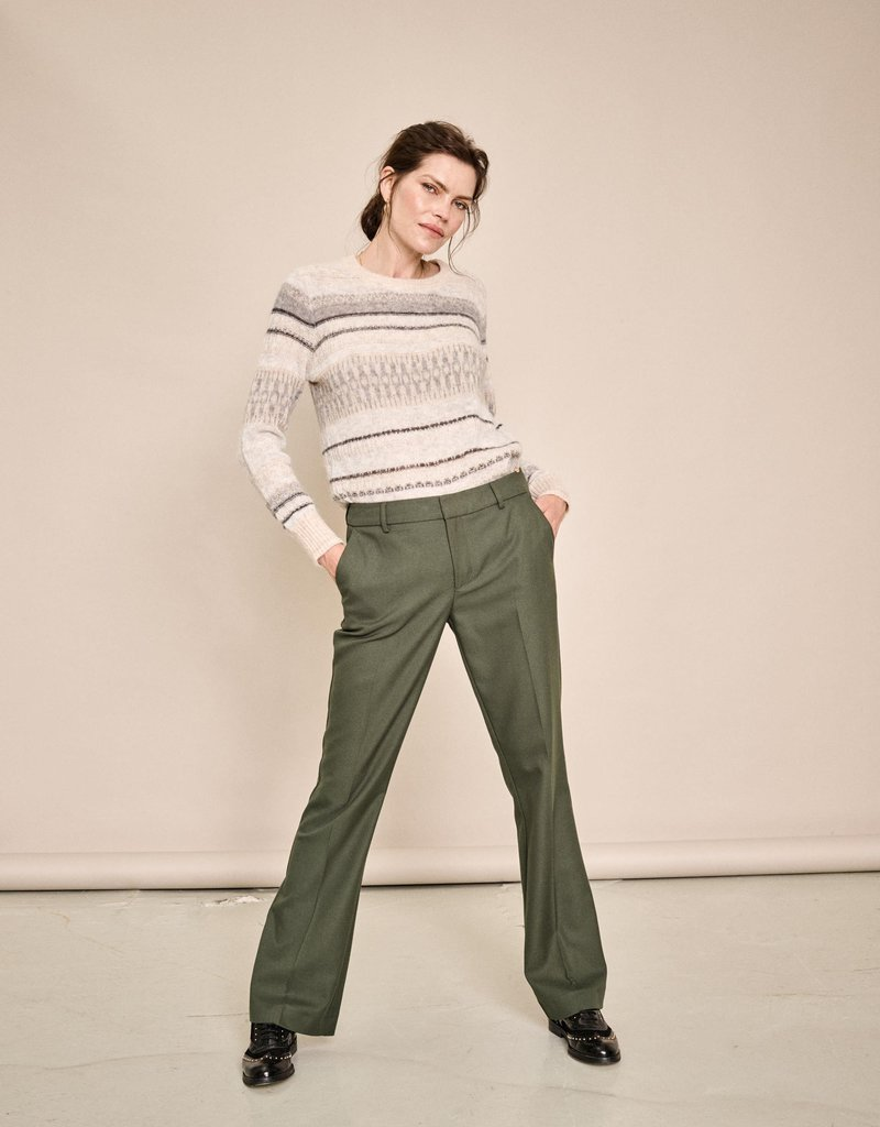 MOS MOSH Farrah Twiggy Pant Sustainable