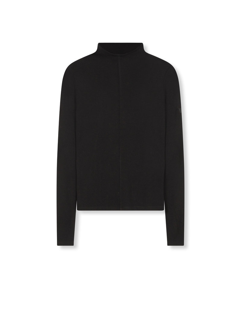 ALIX THE LABEL Fitted turtle neck top