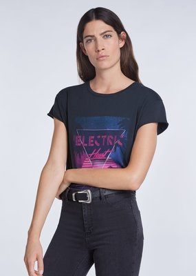 SET FASHION Rocky band shirt ELECTRIC HEART