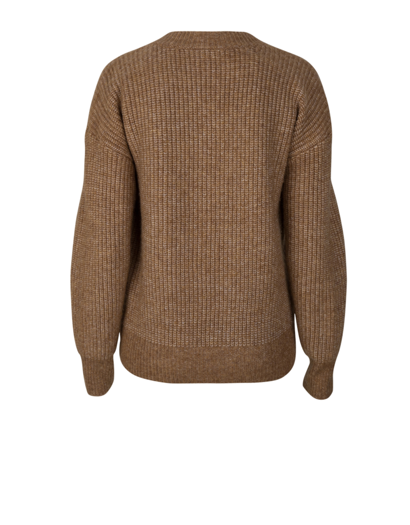 DANTE6 Taos cropped knitted sweater
