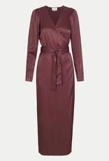 SECOND FEMALE Lily wrap dress