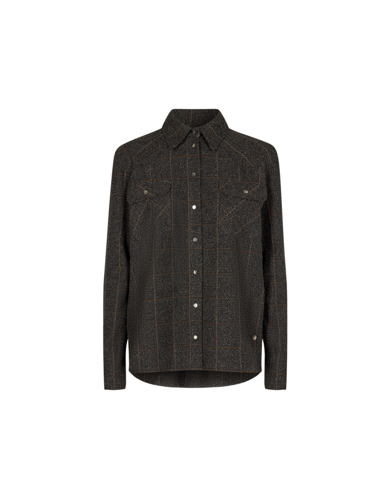 MOS MOSH Billy Boucle Shirt