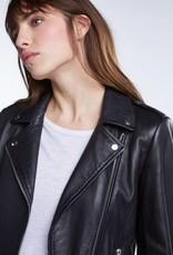 SET FASHION Tyler leather jacket