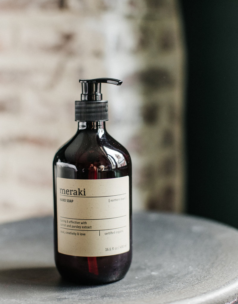 MERAKI HAND SOAP COTTON HAZE (mkhc110)