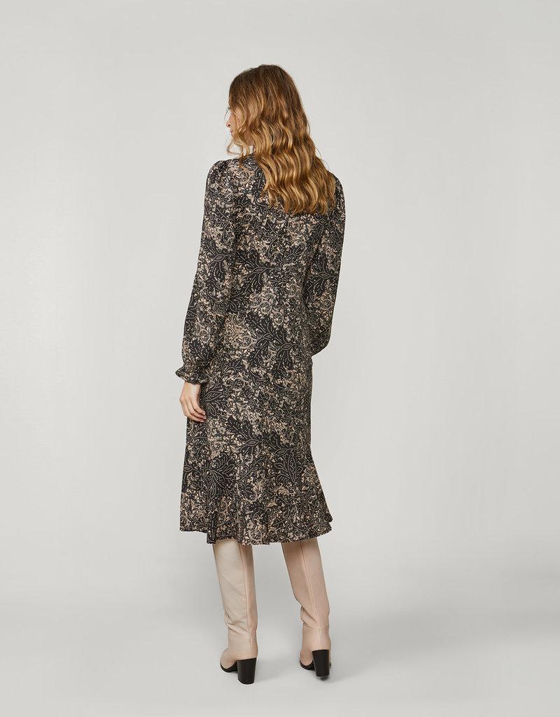 SUMMUM WOMAN 5s1222-11314 Dress all over print