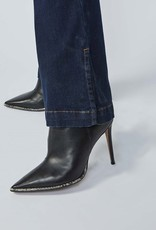 SUMMUM WOMAN 4s2070-5073 Flared jeans julia night denim