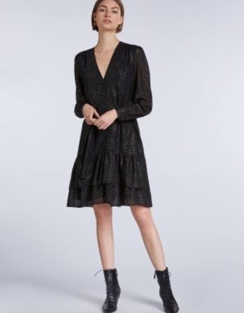 SET FASHION 71773 Feminine  black dress
