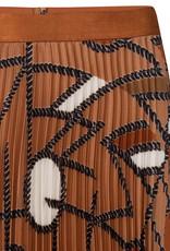 DANTE6 Eyo chainprint skirt