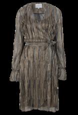 DANTE6 Alixa lurex dress