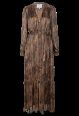 DANTE6 Manhattan printed maxi dress