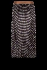 DANTE6 Eyo plisse_ print skirt