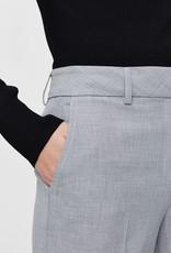 SELECTED FEMME NOOS - SLFRITA MW WIDE PANT LGM B NOOS
