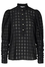 CO'COUTURE Rowland Puff Sleeve Shirt