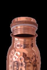 FORREST & LOVE HAMMERED COPPER WATER BOTTLE 900 ML