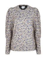 DANTE6 Cloud flowerprint sweater