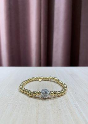 LOTT CLBR706-1 Bracelet Elastic Disco L