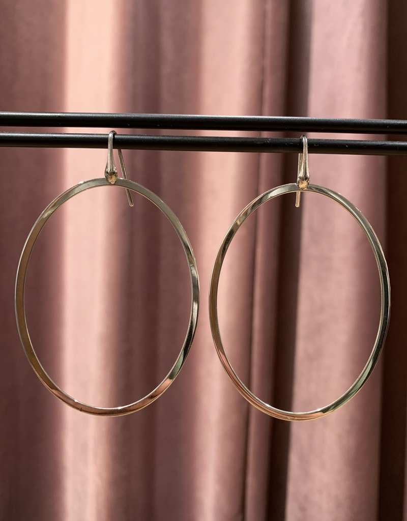 IDEA786-3 Earring Vertical Bar S