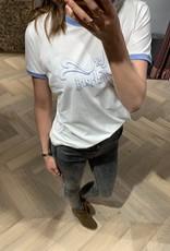 RUE DE FEMME Cheri Tee White XL