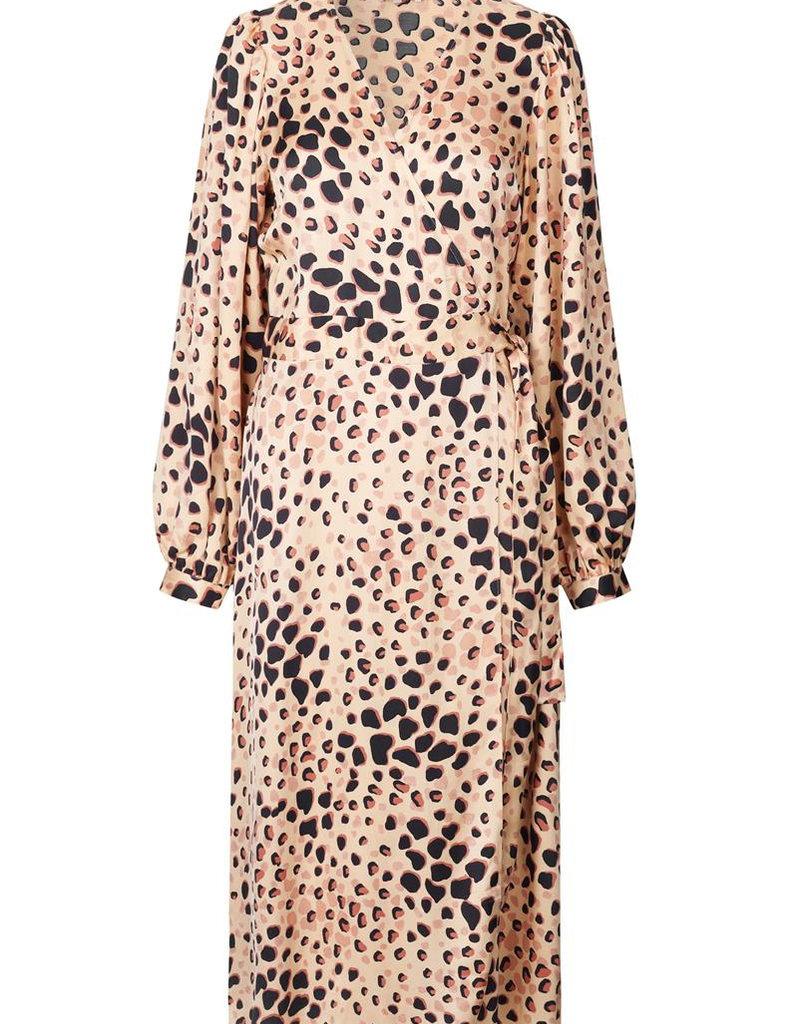 SECOND FEMALE AMUR WRAP DRESS