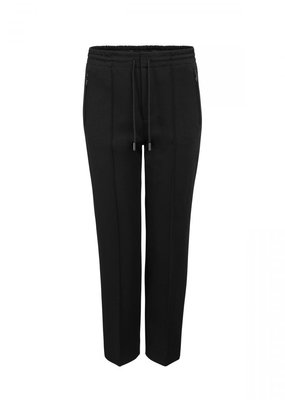 DRYKORN ACCESS W-TROUSERS BLACK