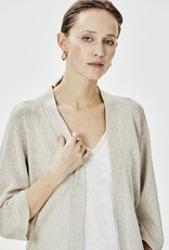 KNITTED ANGELICA CARDIGAN IVORY