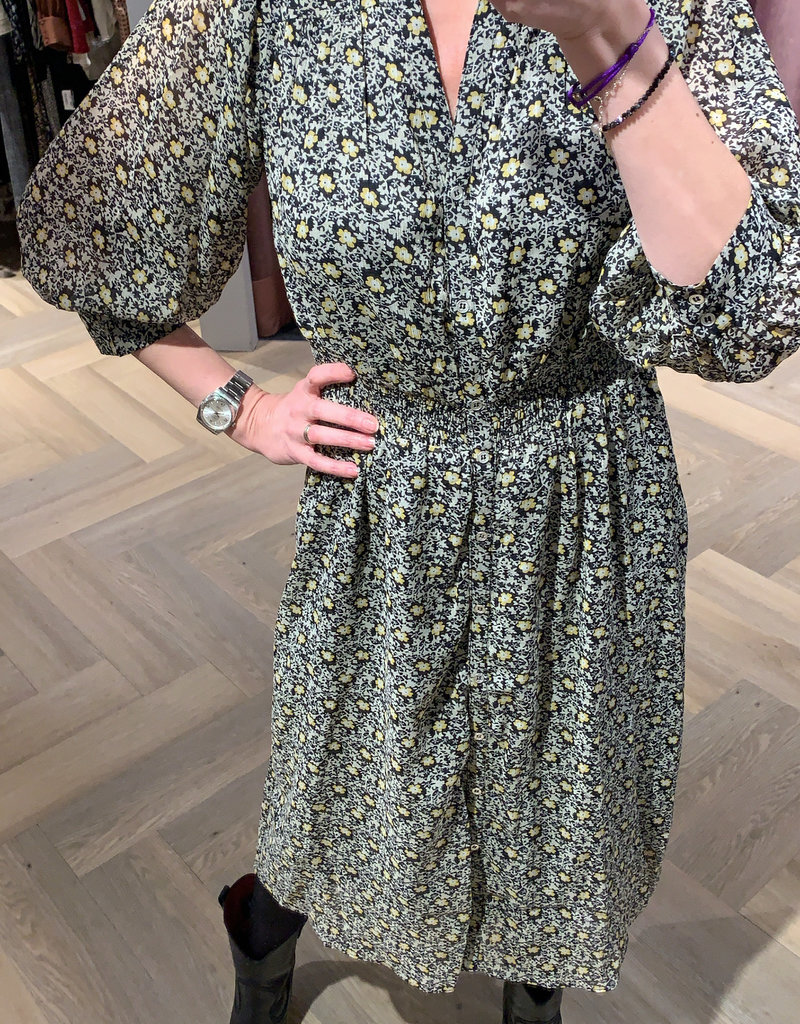 CO'COUTURE DARLING SMOCK DRESS
