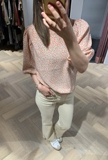 CO'COUTURE WELDA FLOWER BLOUSE