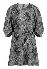 FREEBIRD ANOU MINI DRESS 3/4 SLEEVE BLACK