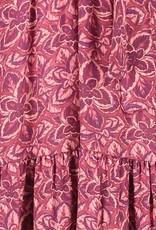 FREEBIRD FILLE MAXI DRESS 3/4 SLEEVE