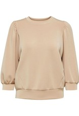 SELECTED FEMME SLFTENNY 3/4 SWEAT B NORMAD