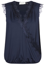 ROSEMUNDE 4886 BILLIE SHIRT DARK BLUE