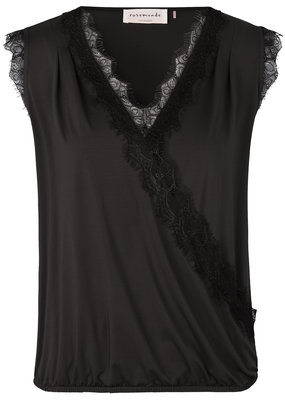 ROSEMUNDE 4886 BILLIE SHIRT BLACK