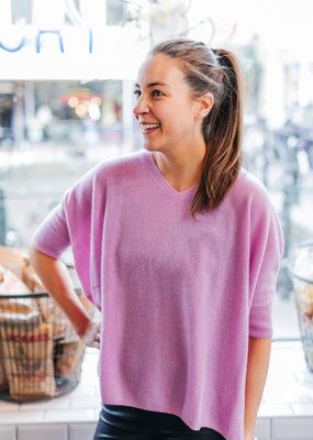 ABSOLUT CASHMERE KATE LILAS