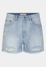 SOFIE SCHNOOR S212295 SHORT DENIM BLUE