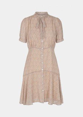 SOFIE SCHNOOR S212267 DRESS DARK ROSE